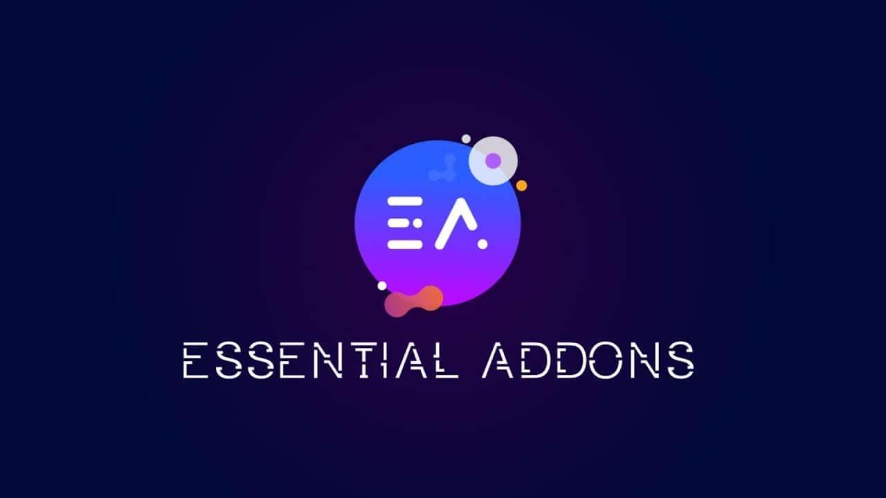 Essential Addons For Elementor Logo