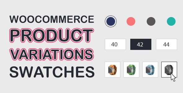 WooCommerce Product Variations Swatches logo